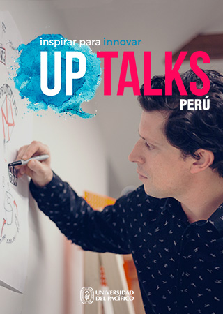 "Idemax presente en ""UP TALKS"" Perú 2018"
